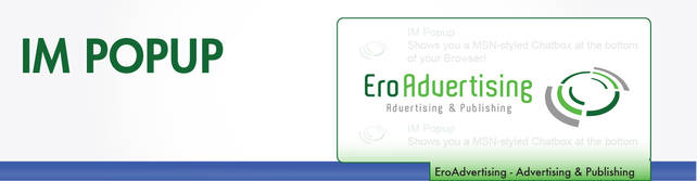 EroAdvertising IM Instant Messaging Advertisement