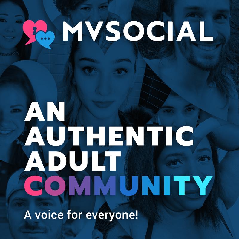 ManyVids MV Social